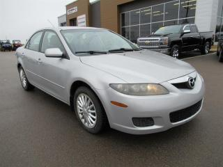 Used 2008 Mazda MAZDA6 MAZDA6 Sedan - Power Options for sale in Charlottetown, PE