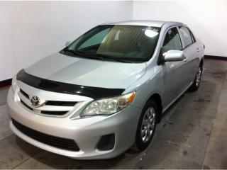 Used 2011 Toyota Corolla Ce, A/c, Cruise for sale in St-Hubert, QC