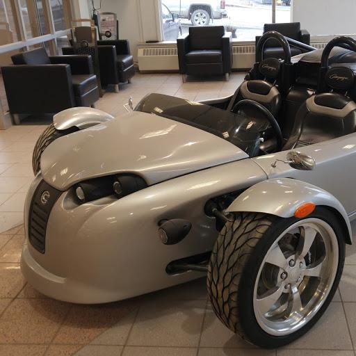 Used T-Rex Motorcycle For Sale >> Used 2012 Campagna V13r Spyder Slingshot T Rex For