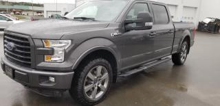 Used 2016 Ford F-150 SPORT CREW 4X4 V8 5.0L, GPS for sale in Vallée-Jonction, QC