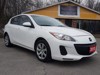 Used 2013 Mazda MAZDA3 GX for sale in Barrie, ON