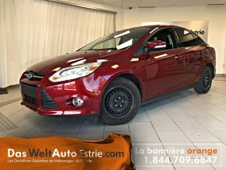 Used 2013 Ford Focus SE, 5 Portes, Gr. Élect. A/C, Auto for sale in Sherbrooke, QC