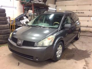 Used 2004 Nissan Quest 4 portes 3,5 S for sale in Quebec, QC