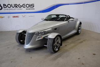 Used 2000 Plymouth Prowler *** ROADSTER, CONVERTIBLE *** for sale in Rawdon, QC