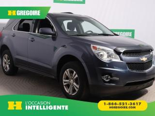 Used 2013 Chevrolet Equinox LT A/C MAGS for sale in St-Léonard, QC