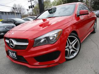 Used 2016 Mercedes-Benz CLA-Class CLA 250 4MATIC~AMG PKG~29,000KMS~ONE OWNER !!! for sale in Burlington, ON