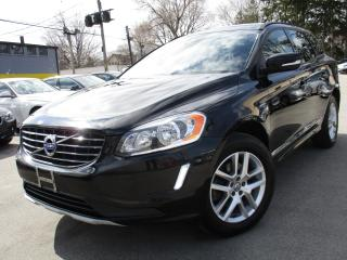 Used 2017 Volvo XC60 XC60 T5 DRIVEE~NAVIGATION~123KMS~MEMORY SEAT !! for sale in Burlington, ON