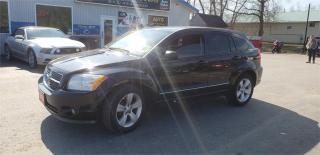 Used 2011 Dodge Caliber SXT 121k safetied we finance SXT for sale in Madoc, ON