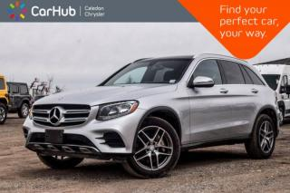 Used 2017 Mercedes-Benz GL-Class GLC 300|4Matic|Navi|Pano Sunroof|Backup Cam|Blind Spot|Bluetooth|Heated Front Seats|19