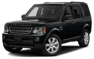 Used 2016 Land Rover LR4 for sale in Okotoks, AB