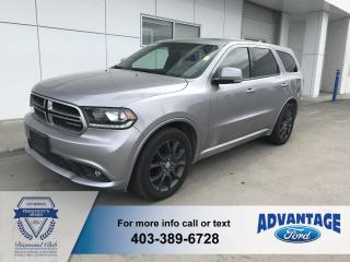Used 2017 Dodge Durango R/T for sale in Calgary, AB
