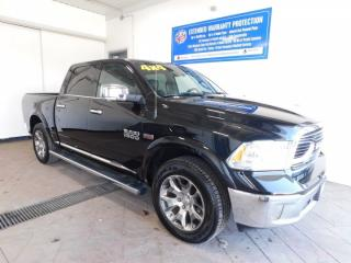 Used 2017 RAM 1500 Limited LEATHER NAVI SUNROOF for sale in Listowel, ON