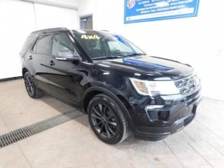 Used 2018 Ford Explorer XLT NAVI SUNROOF 4WD for sale in Listowel, ON