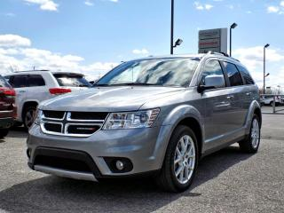 Used 2018 Dodge Journey GT AWD *CUIR*DVD*TOIT*GPS* for sale in Brossard, QC