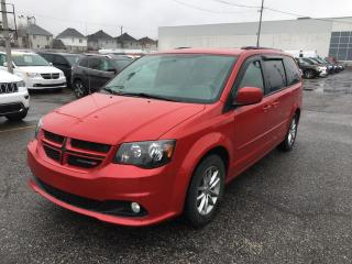 Used 2014 Dodge Grand Caravan R/T *CUIR*DVD*GPS* for sale in Brossard, QC