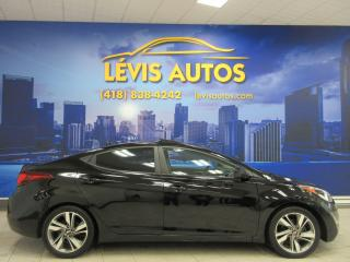 Used 2015 Hyundai Elantra Gls T.ouvrant Caméra for sale in Lévis, QC
