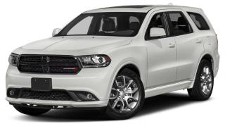 New 2019 Dodge Durango R/T - HEMI V8 - Leather Seats for sale in Surrey, BC