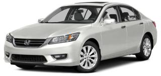 Used 2015 Honda Accord Touring V6 HEATED SEATS | LEATHER INTERIOR | GPS NAVIGATION for sale in Cambridge, ON