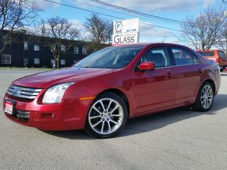 Used 2008 Ford Fusion SEL for sale in Cambridge, ON