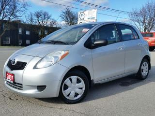Used 2007 Toyota Yaris LE for sale in Cambridge, ON