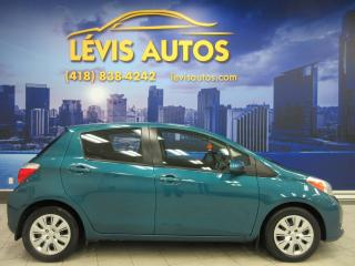 Used 2014 Toyota Yaris LE AIR-CLIMATISÉ BLUETHOOTH CRUISE CONTR for sale in Lévis, QC
