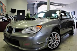 Used 2007 Subaru Impreza WRX STi RARE STI!!! for sale in Bolton, ON