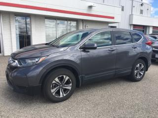 Used 2017 Honda CR-V LX Bluetooth, Back Up Camera, Heated Seats and more! for sale in Waterloo, ON
