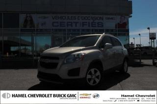 Used 2015 Chevrolet Trax LT for sale in St-Léonard, QC