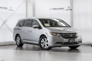 Used 2016 Honda Odyssey EX-L NAVI for sale in Langley, BC