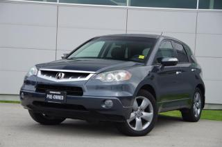 Used 2007 Acura RDX at  w Tech. Pkg for sale in Vancouver, BC