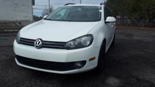 Used 2014 Volkswagen Golf Wagon WOLFSBURG EDITION for sale in Carp, ON