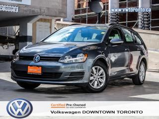 Used 2015 Volkswagen Golf Wagon for sale in Toronto, ON