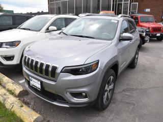 New 2019 Jeep Cherokee Limited for sale in Concord, ON