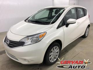 Used 2015 Nissan Versa Note Sv Bluetooth A/c for sale in Trois-Rivières, QC