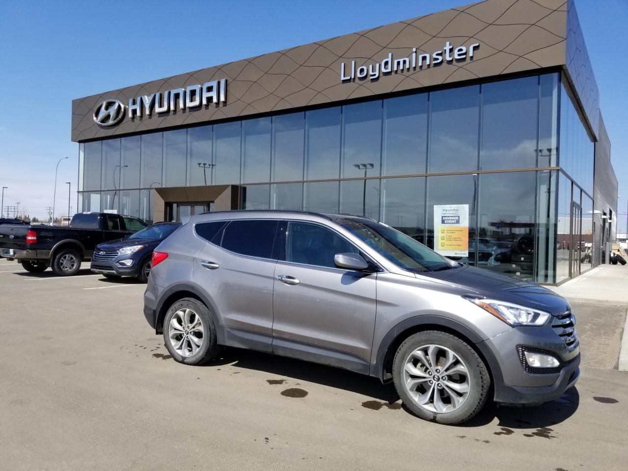 2014 Hyundai Santa Fe Limited For Sale >> Used 2014 Hyundai Santa Fe Sport 2 0t Limited For Sale In