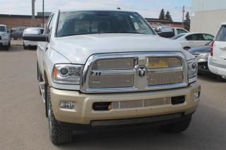 Used 2016 RAM 3500 RAM Crew Cab 4x4 Longhorn - (149