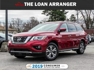 Used 2017 Nissan Pathfinder SV for sale in Barrie, ON