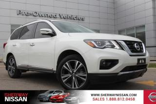 Used 2018 Nissan Pathfinder for sale in Toronto, ON