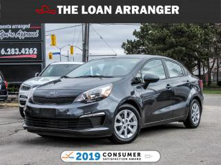 Used 2017 Kia Rio for sale in Barrie, ON