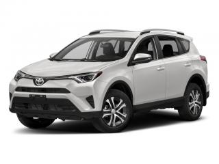 New 2018 Toyota RAV4 LE for sale in Moncton, NB