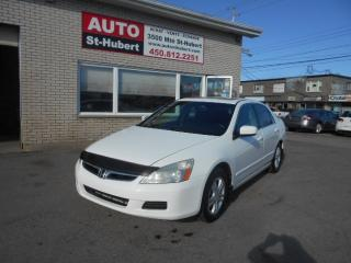 Used 2007 Honda Accord SE for sale in St-Hubert, QC