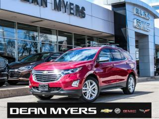 Used 2018 Chevrolet Equinox Premier for sale in North York, ON