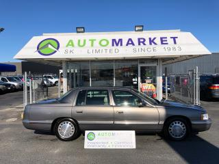 Used 1999 Cadillac DeVille ONLY 83KM'S! FREE BCAA & WARRANTY! for sale in Langley, BC