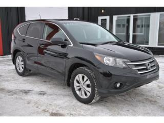Used 2014 Honda CR-V Ex A/c Mags Toit for sale in L'ile-perrot, QC