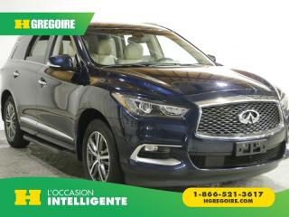 Used 2016 Infiniti QX60 AWD CUIR TOIT NAV for sale in St-Léonard, QC