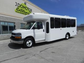Used 2013 Chevrolet Express bus for sale in Brantford, ON