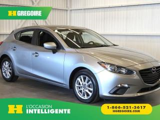 Used 2015 Mazda MAZDA3 GS SKYACTIV CAMÉRA for sale in St-Léonard, QC
