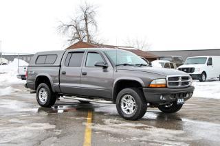 Used 2004 Dodge Dakota 4X4 V8 for sale in Brampton, ON