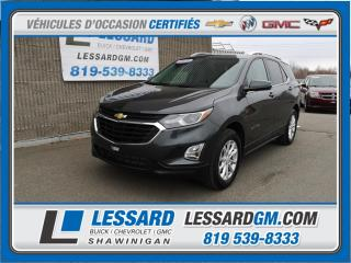 Used 2018 Chevrolet Equinox Lt Toit Pano for sale in Shawinigan, QC