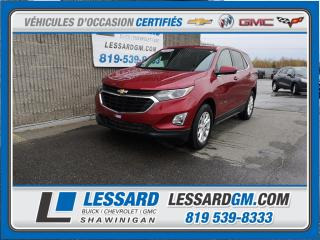 Used 2018 Chevrolet Equinox Lt, Siege for sale in Shawinigan, QC